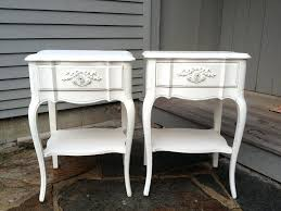 Shabby chic nightstand French Provincial Shabby Chic Nightstand Color Table Lamps Ebay People Shabby Chic Nightstand Color Table Lamps Ebay Rlci