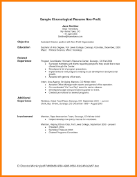 8 Resume Format Samples Mla Cover Page