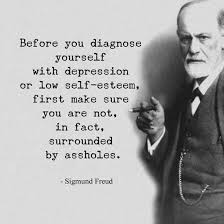 "Freud Quotes Classy Bloodedcelt ""don't Bother Googling This I'm Sure It's A Direct"