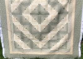 Free Motion Quilting Designs For Log Cabin How To Quilt A Log Cabin Quilt Cindy Roth Quilter