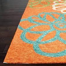 blue and orange area rug green and orange area rug marvelous teal and orange area rug