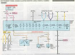 dolphin gauges wiring diagram dolphin auto wiring diagram ideas 1981 el camino dash gauges el camino central forum chevrolet on dolphin gauges wiring diagram