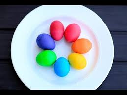 Mccormick Egg Dye Color Chart Diy Vibrant Easter Egg Colors Brooklyn And Bailey