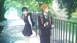 Tamako Love Story (2014) directed by Naoko Yamada • Reviews, film + cast •  Letterboxd