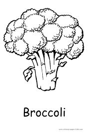 Vegetables are so good for you and part of every great meal. Fruits And Vegetables Coloring Pages For Kids Printable Coloring Home