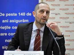 Dragoş Damian, CEO al Terapia Cluj: Un producător de medicamente are un profit brut în Polonia de şase ori mai mare faţă de cel din România