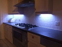 how to fit led kitchen lights with fade effect