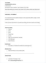 Accounting Resume Template Entry Level Accounting Jobs Resume Sample ...