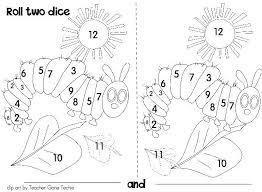 Small Picture 168 best Cuentos The Very Hungry Caterpillar Crafts images on