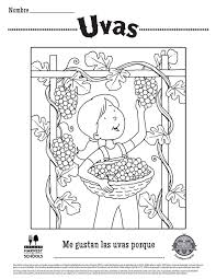 142 best Free Interactive Coloring Sheets English and Spanish ...