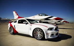 2014 ford mustang wallpaper. Contemporary Wallpaper 2014 Ford Mustang GT US Air Force Thunderbirds Edition Wallpaper With R