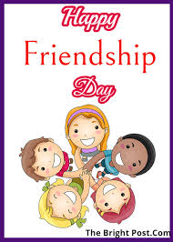 friendship day status images for boys