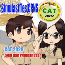 Simulasi tes kompetensi dasar (tkd) cpns ini merupakan latihan simulasi cat cpns online bagi pelamar cpns jalur umum, honorer k2 dan sekolah kedinasan. Simulasi Tes Cpns Cat 2020 Soal Dan Pembahasan App Ranking And Store Data App Annie