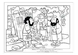 Saint Paul Coloring Page Apostle Pages St The Acts Of For And Com