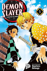 Demon Slayer 3: Kimetsu no Yaiba Demon Slayer / Kimetsu no yaiba:  Amazon.de: Gotouge, Koyoharu, Höfler, Burkhard: Bücher