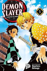 Demon Slayer 3: Kimetsu no Yaiba Demon Slayer / Kimetsu no yaiba:  Amazon.de: Gotouge, Koyoharu, Höfler, Burkhard: Bücher