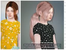 helen hairstyle for child by darknightt