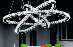 full size of saint mossi exclusive design modern circular led chandelier royal pearl acrylic ceiling lights