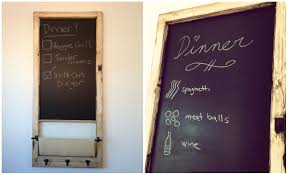 Kitchen Message Board My Dining Room Makeover This Beautiful Day