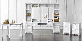 crate and barrel office furniture. Home Office Furniture White With Nifty Modular Collections Crate And Barrel Designs O