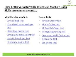 how interview mocha s online java programming tests can help you save 12