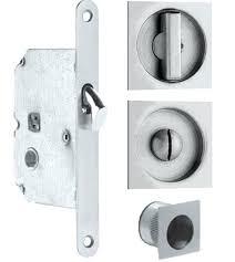 full image for pocket door locks canada sliding door lock keypad pocket door locks with key