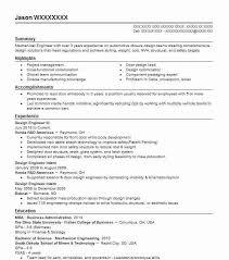 Engineering Resumes 0 Design Engineer Iii Resume