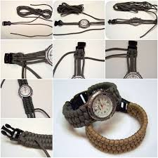 woven watch band