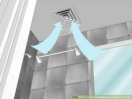 image titled prevent mildew on shower curtain step 2