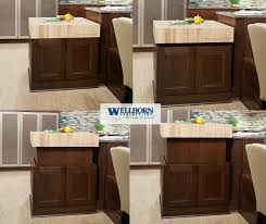 this electronic countertop lift provides accessible heights with the push of a on to better assist