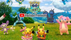 Free Youtube Premium Pokemon Go 2021