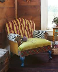 funky furniture for living room. royals club chair - mackenzie-childs (four-legged luxury / ottoman fabric · funky chairsawesome furniture for living room l