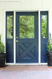 blue front doorfront doors  Modern Masters Cafe Blog