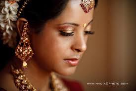 another south indian bride