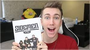 sidemen book tickets on 3 years and a book
