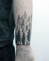 60 Malých Stromů Tetování Pro Muže Myšlenky Mužského Designu
