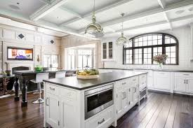 White Cabinets In Kitchen