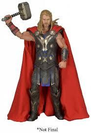Thor The Dark World 1/4 Action Figure <b>Thor 46</b> cm - The Movie Store