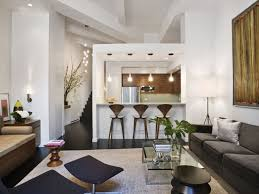 Full Size Of Interior Small Apartment Design By Black Wooden Glass Shelves  And With Awesome Designers