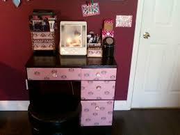 diy makeup vanity table. Nice DIY Vanity Desk Diy Makeup Table