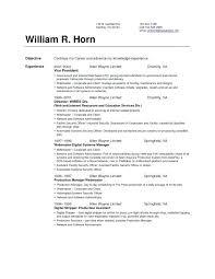 Resume Setup Examples Best of Resume Set Up Samples Homey Resume Set Up Easy Setup Examples Sample