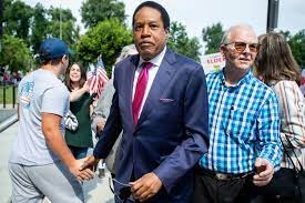 Larry Elder Will Appear on the Recall ...