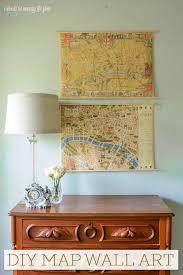 paris and london maps