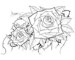 45 карточек в коллекции эскизы татуировок с розами пользователя