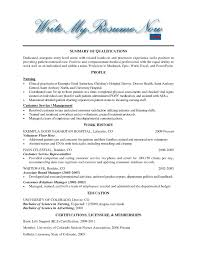 Resume Format Volunteer Experience Resume For Study