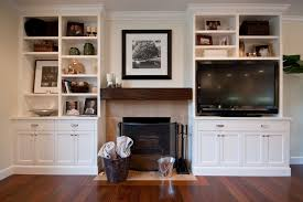 fireplace mantel shelves home office victorian with pedestal side tables and end cherry clocks
