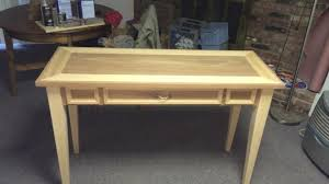 Writing Desk Build