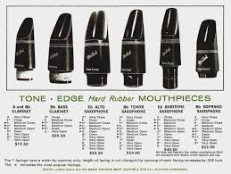 Otto Link Mouthpieces Theo Wanne Alto Saxophone