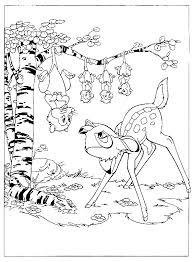 Bambi Kleurplaat Disney Kleurplaat Animaatjesnl