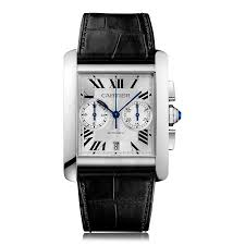 cartier tank watches the watch gallery cartier tank mc chronograph automatic mens watch w5330007